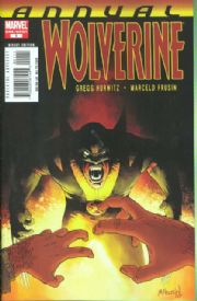 Wolverine Annual: Deathsong #1